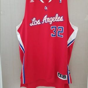 Adidas LA Clippers Blake Griffin #32 Jersey XXL